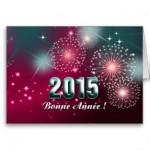 Une Grande et Belle Annee 2015 pour vous recevoir!